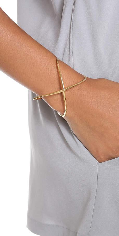 Elizabeth and James Northern Star Cuff Bracelet