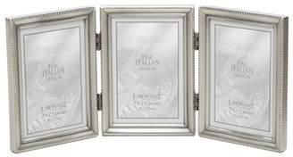 DAY Birger et Mikkelsen Charlton Home Saunterton Traditional Hinged Triple Picture Frame