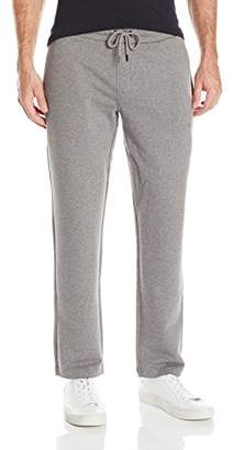 Armani Jeans Men's Fleece Logo Sweatpant