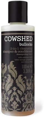 Cowshed Bullocks 2 in 1 Shampoo & Conditioner