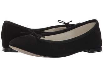 Repetto Cendrillon - Suede Leather (Noir