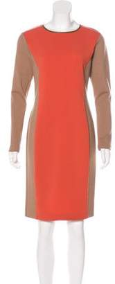 Raoul Paneled Bodycon Dress