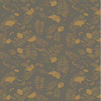 Garnier Thiebaut France) Mille Feuilles Tablecloth - Bronze