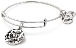 Alex and Ani St. Anthony Adjustable Wire Bangle