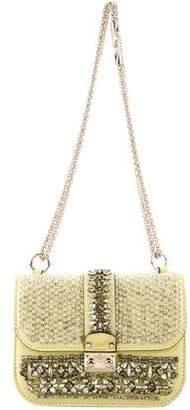 Valentino Embellished Glam Rock Bag