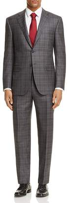 Canali Plaid Classic Fit Suit $1,995 thestylecure.com