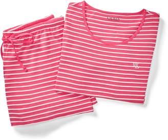 Ralph Lauren Striped Sleep Short Set