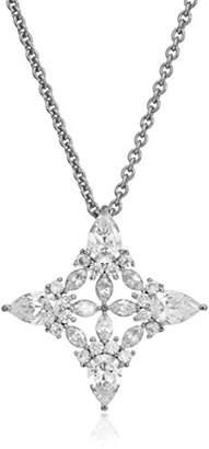 Nicole Miller Nmny Cosmic Starburst Pendant Necklace