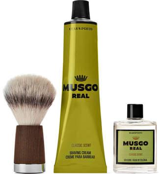 Claus Porto Musgo Real Classic Scent Shave Set
