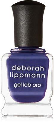Deborah Lippmann - Gel Lab Pro Nail Polish - After Midnight $20 thestylecure.com