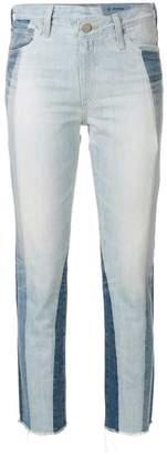 AG Jeans Isabelle slim-fit jeans