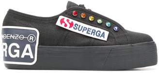 Marco De Vincenzo Sneakers Superga® x flat sneakers