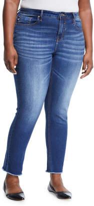 2f3f8bcecc3aa Vigoss Blue Plus Size Jeans - ShopStyle