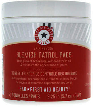 First Aid Beauty Skin Rescue Blemish Patrol Pads 60 Pc Skincare