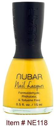 Nubar Nail Polish, Hot NE118 by