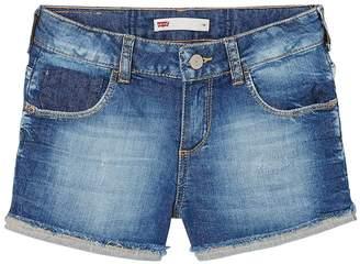 Levi's Girls Denim Shorts - Indigo