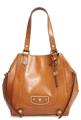 Lodis Los Angeles Pismo Pearl Charlize RFID Leather Tote