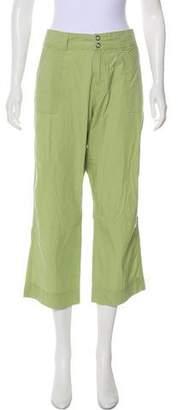 Calvin Klein Jeans High-Rise Wide-Leg Pants