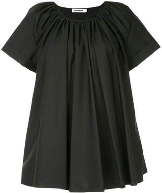 Jil Sander short sleeve blouse