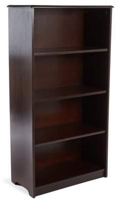 "Guidecraft Classic 48"" Bookshelf, Espresso"
