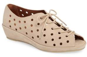 L'Amour des Pieds Boccoo Perforated Lace-Up Oxford