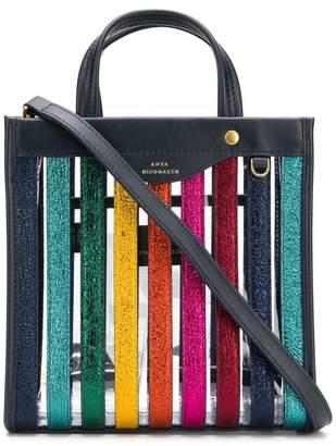 Anya Hindmarch small Rainbow tote bag