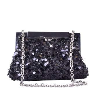 Dolce & Gabbana Glitter clutch bag