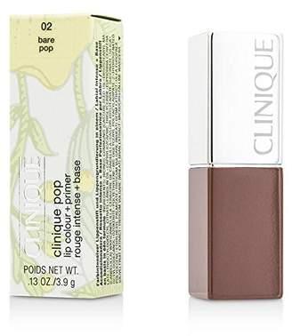 Clinique Pop Lip Colour + Primer - # 02 Bare Pop 3.9g/0.13oz