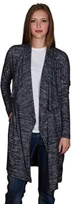 Velvet by Graham & Spencer Women's Cozy Jersey Cardigan Coat
