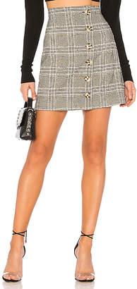L'Academie The Lexi Mini Skirt