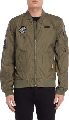 Superdry Rookie Patch Aviator Jacket