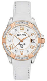 Bulova Women's Marine Star Diamond Accent Watch