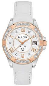 Bulova Women's Marine Star Diamond Accent Watch