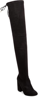 Steve Madden Women's Norri Over-The-Knee Boots $129 thestylecure.com
