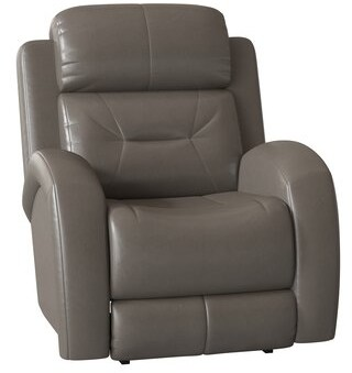 Southern Motion Showcase Leather Power Recliner Southern Motion