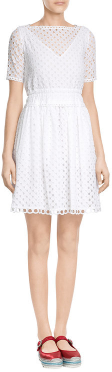 Marc By Marc JacobsMarc by Marc Jacobs Embellished Mary-Janes