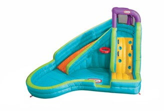 Little Tikes Slam 'n Curve Slide Inflatable