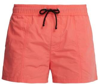 Bower - Slim Fit Swim Shorts - Mens - Pink
