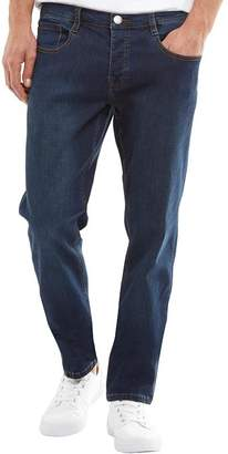 Peter Werth Mens Henry Slim Leg Jeans Indigo