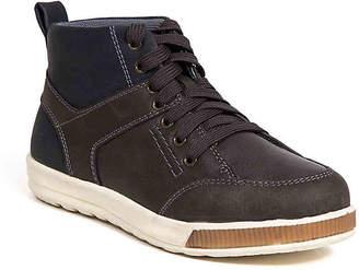 Deer Stags Landry Youth High-Top Sneaker - Boy's
