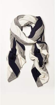 J.Mclaughlin Sheila Scarf in Color block