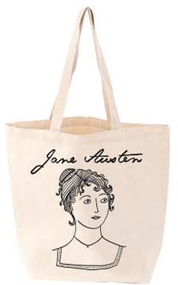 Gibbs Smith Jane Austen Babylit(r) Tote