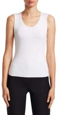 Emporio Armani Sleeveless Jersey Top