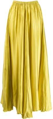 Forte Forte satin maxi skirt