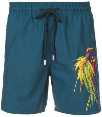 Vilebrequin embroidered swim shorts