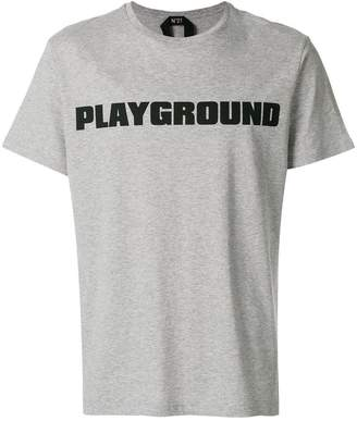 No.21 Playground T-shirt