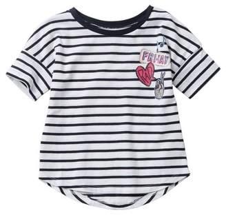 Joe Fresh Dolman Sleeve Top (Toddler & Little Girls)