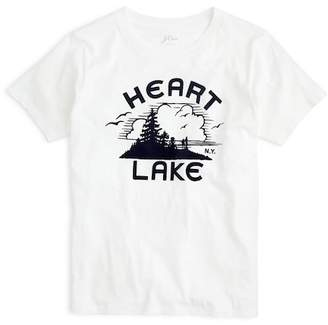 J.Crew J. Crew Heart Lake Tee