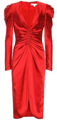 Jonathan Simkhai Satin midi dress