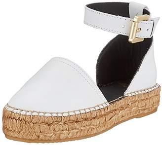 13072db7e1 Royal RepubliQ Women's Wayfarer Sandal - WHT Closed Toe (White ...